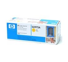 Заправка картриджа HP Q3972A для Color LaserJet 2550, 2820, 2840