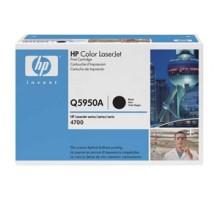 Заправка картриджа HP Q5950A для Color LaserJet 4700