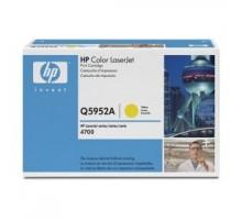 Заправка картриджа HP Q5952A для Color LaserJet 4700