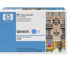 Заправка картриджа HP Q6461A для Color LaserJet 4730