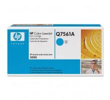 Заправка картриджа HP Q7561A для Color LaserJet 2700, 3000
