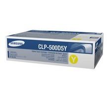 Заправка картриджа Samsung CLP-500D5Y Samsung CLP-500, CLP-550