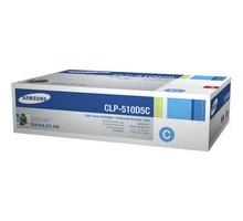 Заправка картриджа Samsung  CLP-510D5C для Samsung CLP-510, CLP-515
