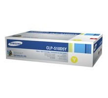 Заправка картриджа Samsung  CLP-510D5Y для Samsung CLP-510, CLP-515