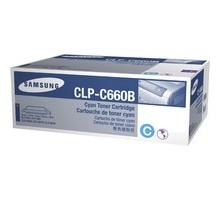 Заправка картриджа Samsung  CLP-C660B для Samsung CLP-610, CLP-660, CLX-6200, CLX-6210, CLX-6240