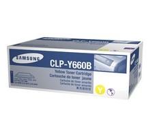 Заправка картриджа Samsung  CLP-Y660B для Samsung CLP-610, CLP-660, CLX-6200, CLX-6210, CLX-6240