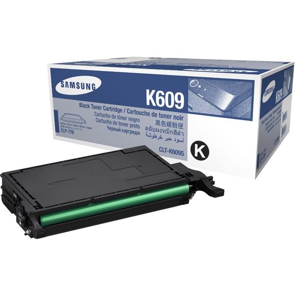 Заправка картриджа Samsung  CLT-K609S для Samsung CLP-770, CLP-775