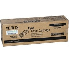 Заправка картриджа XEROX 106R01335 Xerox Phaser 6125 (Голубой)