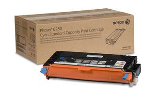 Заправка картриджа XEROX 106R01388 Xerox Phaser 6280 (Голубой)