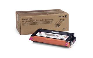 Заправка картриджа XEROX 106R01401 Xerox Phaser 6280 (Пурпурный)