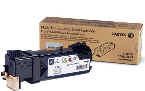 Заправка картриджа XEROX 106R01459 Xerox Phaser 6128 (Черный)