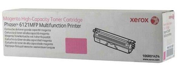 Заправка картриджа 106R01474 Xerox Phaser 6121 (Пурпурный)