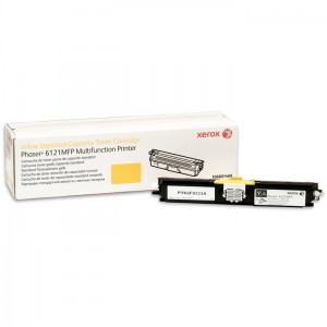 Заправка картриджа 106R01465 Xerox Phaser 6121 (Желтый)