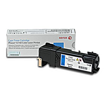 Заправка картриджа XEROX 106R01481 Xerox Phaser 6140 (Голубой)