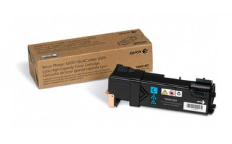 Заправка картриджа XEROX 106R01598 Xerox Phaser 6500, WorkCentre 6505 (Голубой)