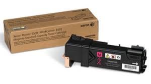 Заправка картриджа XEROX 106R01599 Xerox Phaser 6500, WorkCentre 6505 (Пурпурный)