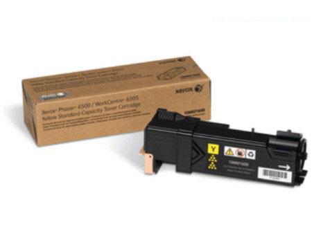 Заправка картриджа XEROX 106R01600 Xerox Phaser 6500, WorkCentre 6505 (Желтый)