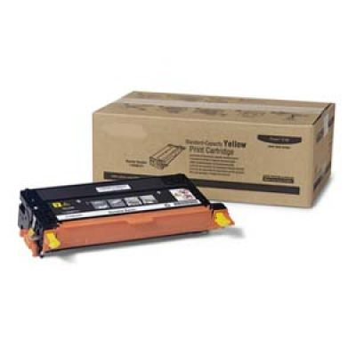 Заправка картриджа XEROX 113R00721 Xerox Phaser 6180 (Желтый)