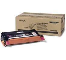 Заправка картриджа XEROX 113R00724 Xerox Phaser 6180 (Пурпурный)