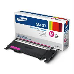 Заправка CLT-M407S Samsung CLP-320, CLP-325, CLX-3185   чип