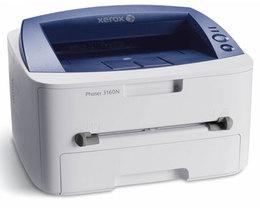Лазерный принтер XEROX Phaser 3160N