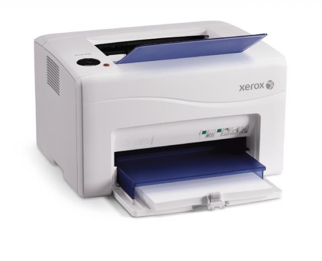 Лазерный цветной принтер Xerox Phaser 6000 (А4)