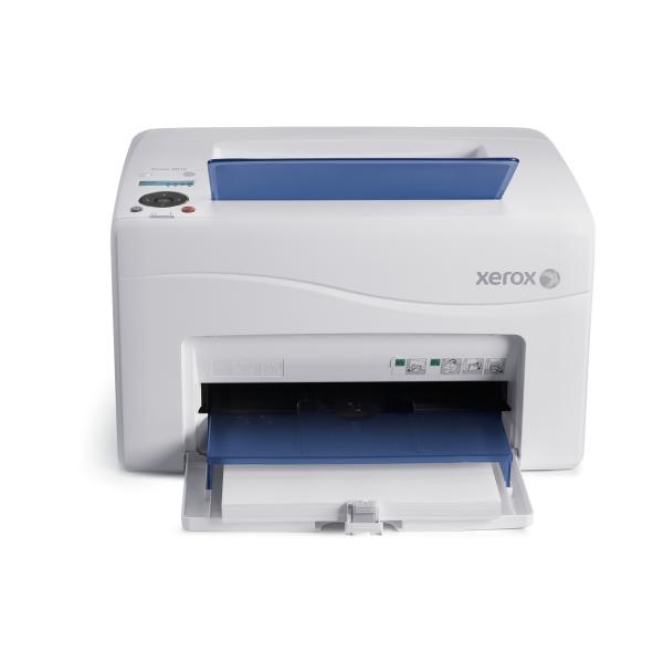 Принтер лазерный XEROX Phaser 6010