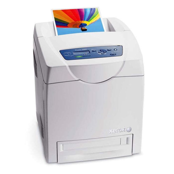 Принтер лазерный цветной XEROX Phaser 6280DN
