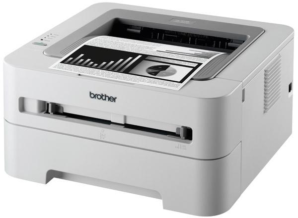 Принтер лазерный BROTHER HL-2132R