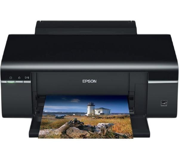 Принтер струйный Epson Stylus Photo P50 (A4)