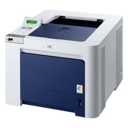 Принтер лазерный BROTHER  HL-4040CN цветной