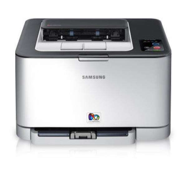 Лазерный принтер Samsung CLP-320 цветной