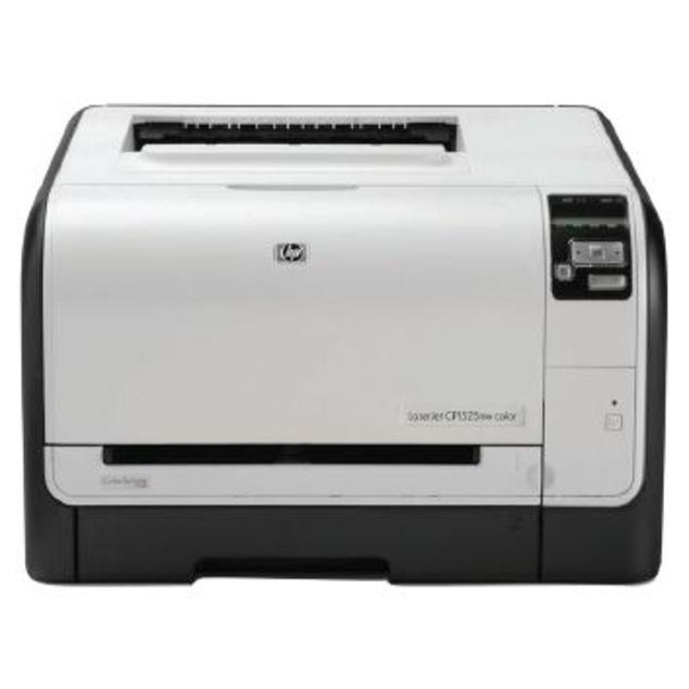 Принтер лазерный HP Color LaserJet Pro CP1525n
