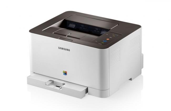 Лазерный принтер Samsung CLP-365