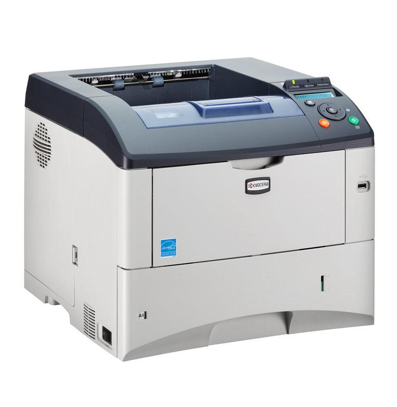 Лазерный принтер Kyocera FS-4020DN ч-б, ф. А4