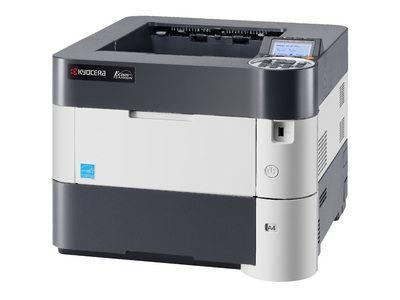 Лазерный принтер Kyocera FS-4100DN ч-б, ф. А4