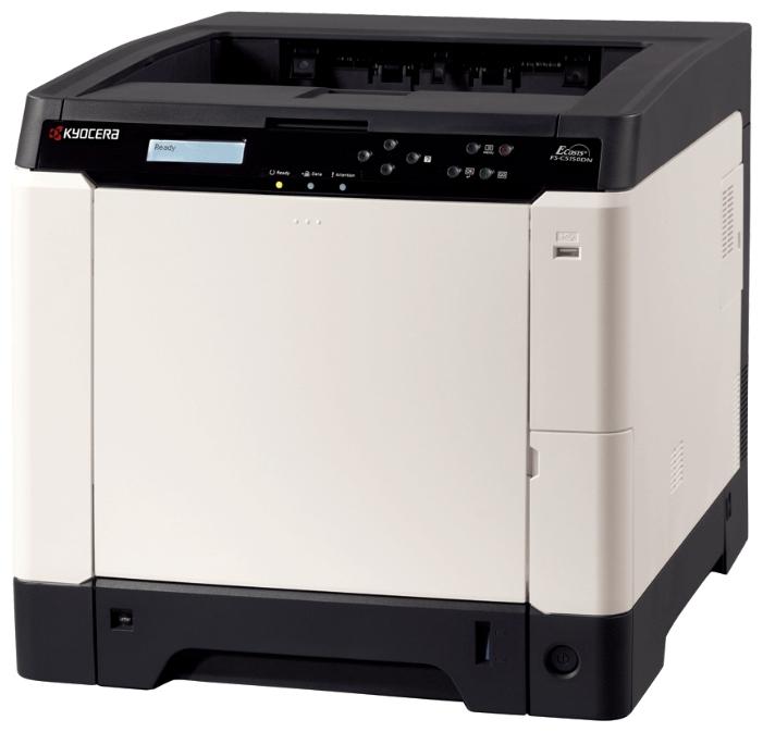 Лазерный принтер Kyocera FS-C5250DN A4 цветной