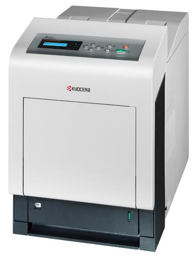Лазерный принтер Kyocera FS-C5350DN A4 цветной