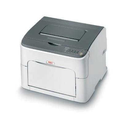 Цветной принтер OKI C110 A4
