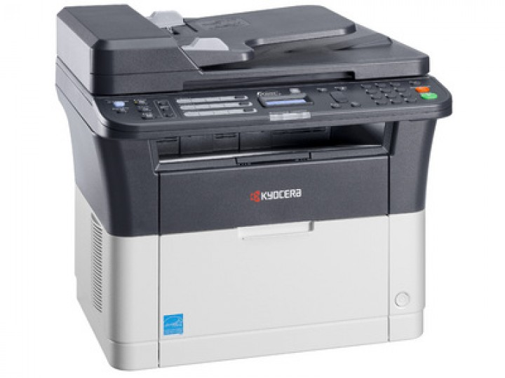 МФУ лазерное Kyocera FS-1025MFP A4 25 стр/мин