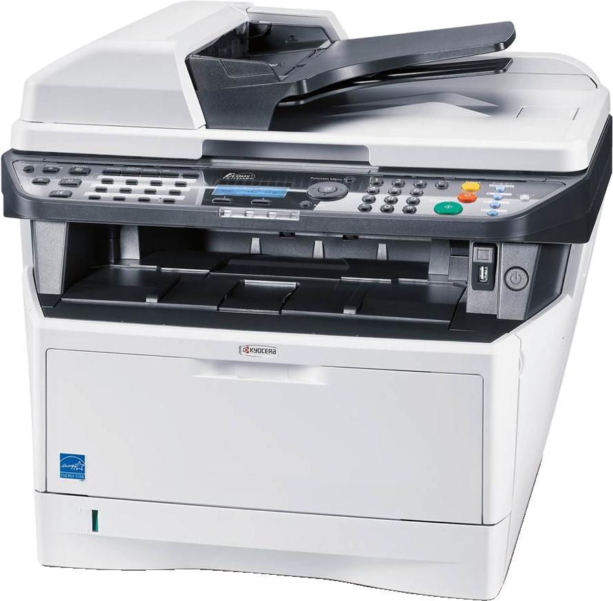 МФУ лазерное Kyocera FS-1030MFP/DP A4 30 стр/мин