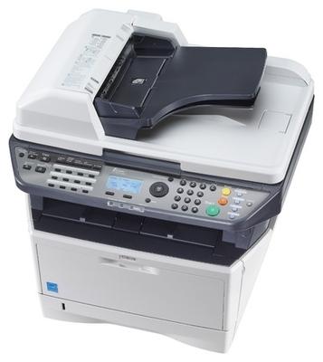 МФУ лазерное Kyocera FS-1035MFP/DP A4 35 стр/мин