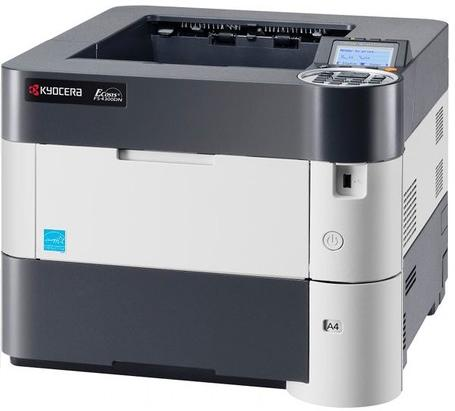Лазерный принтер Kyocera FS-4300DN ч-б, ф. А4