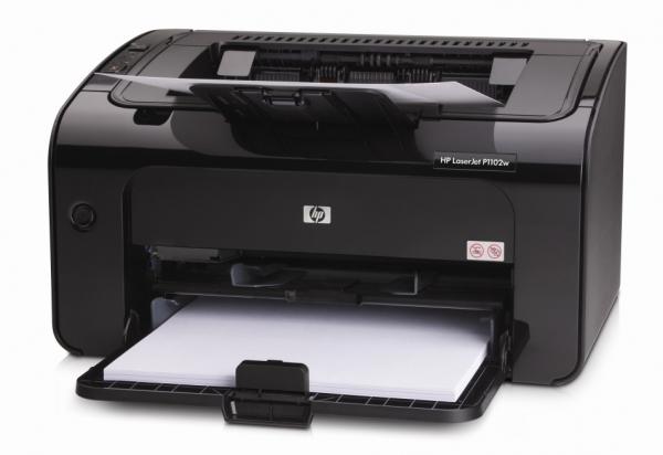 Принтер лазерный HP LaserJet Pro 1102W
