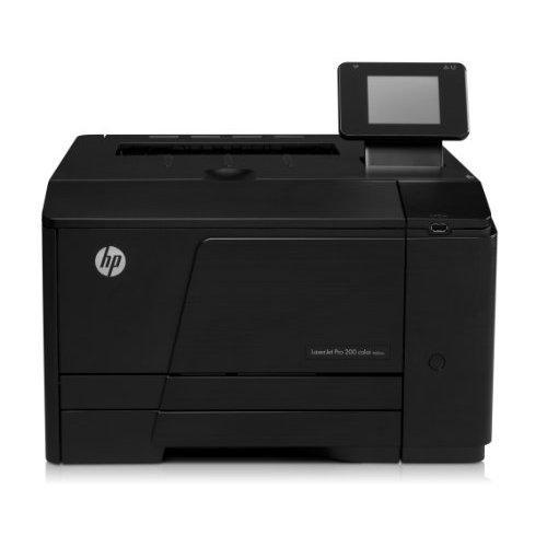 Принтер лазерный HP LaserJet Pro 200 Color M251nw A4