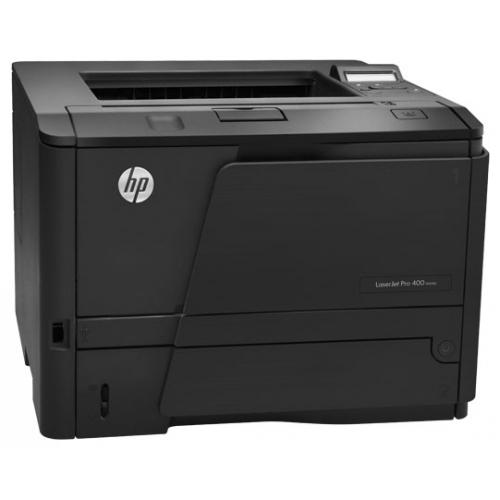 Принтер лазерный HP LaserJet Pro 400 M401a A4