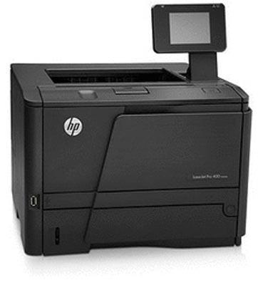 Принтер лазерный HP LaserJet Pro 400 M401dn (CF278A) A4