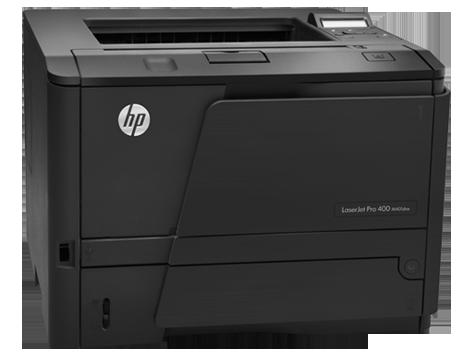 Принтер лазерный HP LaserJet Pro 400 M401dne (CF399A) A4