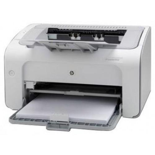 Принтер лазерный HP LaserJet Pro P1102 RU с картриджем на 1600 стр.