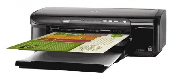 Принтер струйный HP Officejet A3 7000 wide format USB/Net